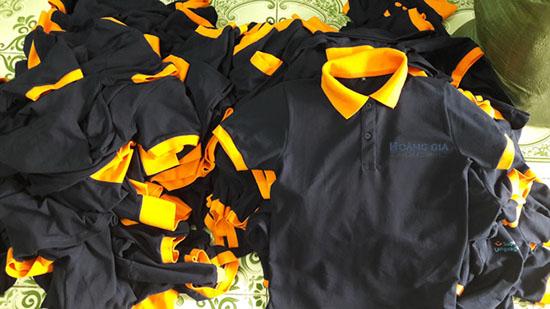 may đồng phục áo thun công nhân giá rẻ tại bình dương