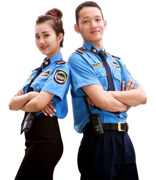 may đồng phục bảo vệ chất lượng quận 4