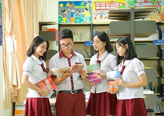 may đồng phục học sinh cấp 3 quận 4
