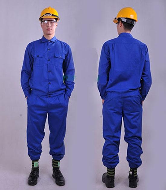 may quần áo bảo hộ công nhân giá rẻ quận 8