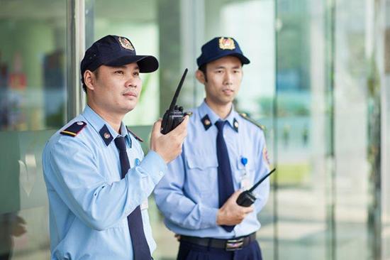 may đồng phục bảo vệ giá rẻ tại