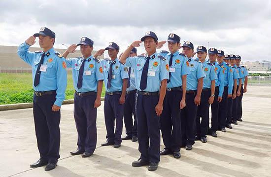 may đồng phục bảo vệ giá rẻ quận 11