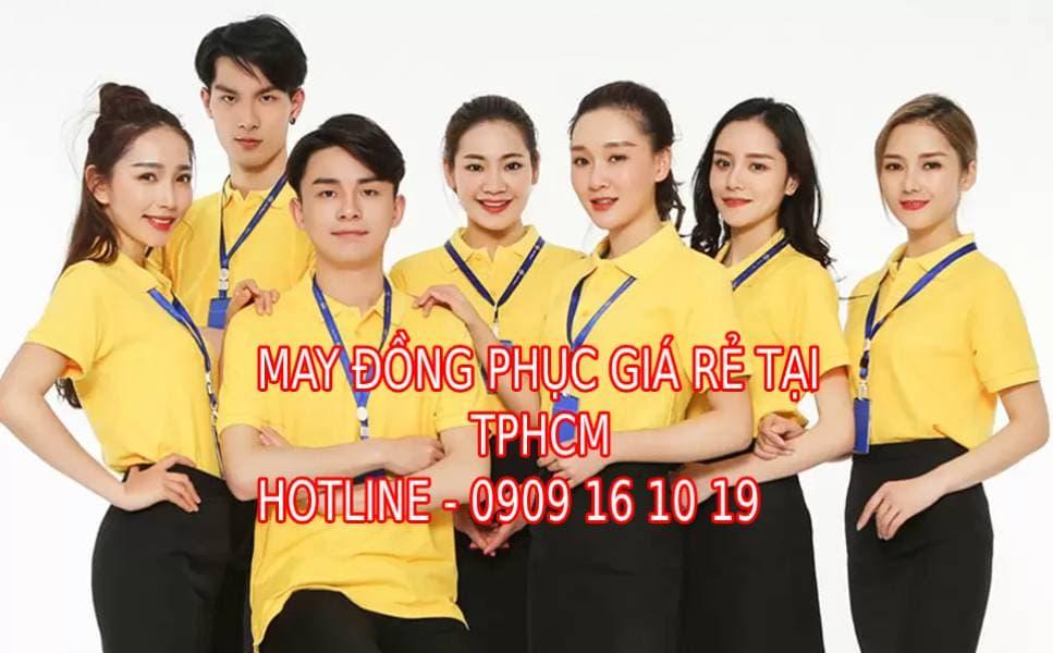 may đồng phục giá rẻ tại hcm