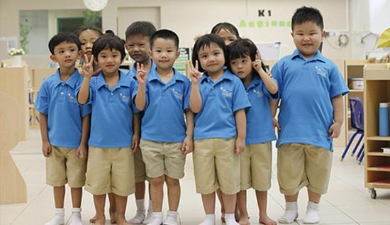 may đồng phục học sinh mẫu giáo chất lượng quận 10
