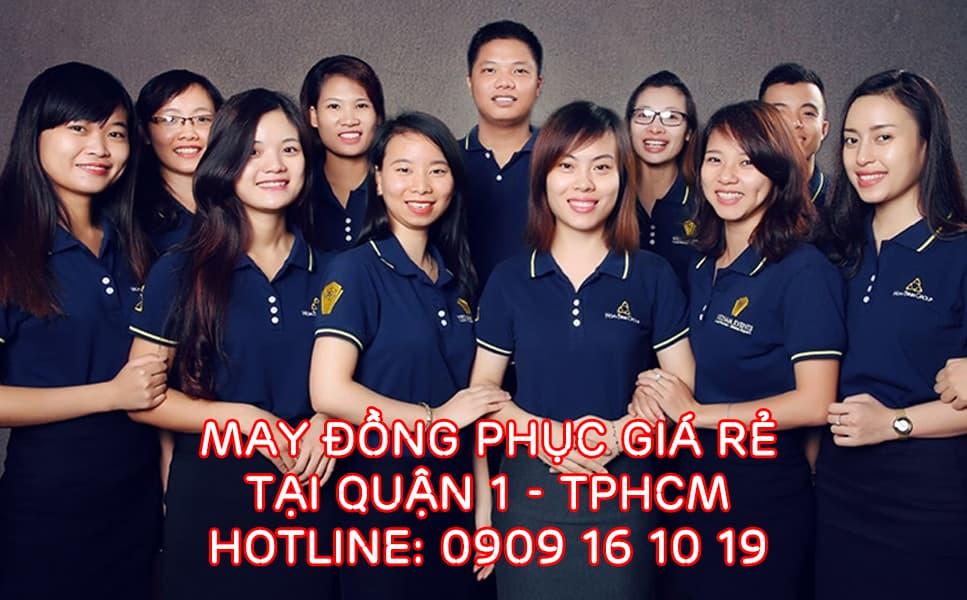 may đồng phục giá rẻ tại quận 1 - tphcm