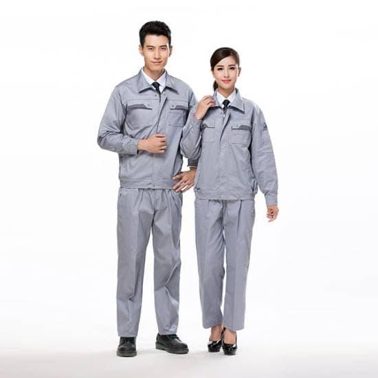 Đồng phục công nhận giá rẻ tại quận 3