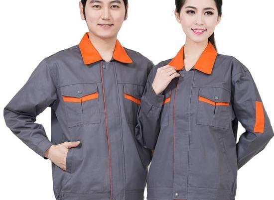 Đồng phục công nhân giá rẻ tại quận 4