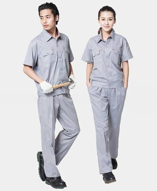 Đồng phục công nhân giá rẻ tại quận 5
