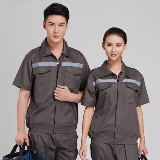 Đồng phục công nhân giá rẻ tại quận 7