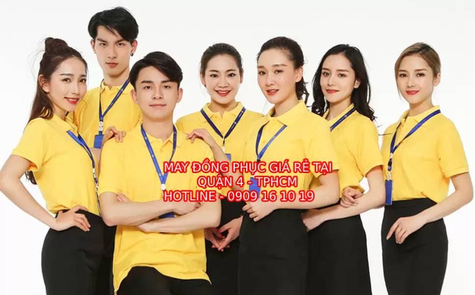 đồng phục hoàng gia uniform quận 4