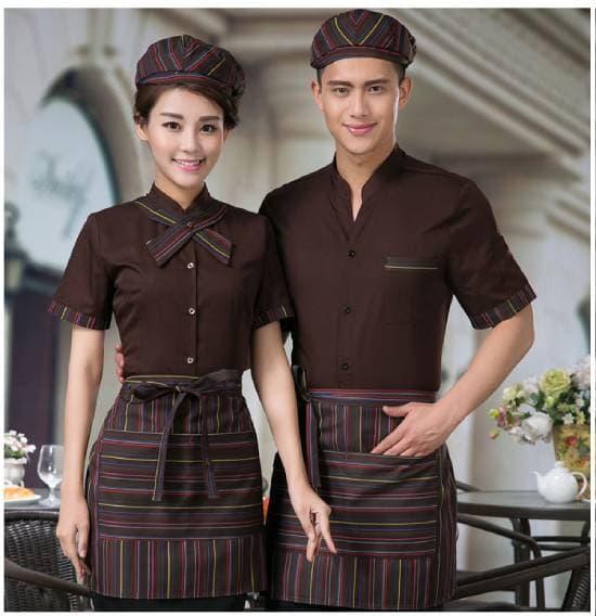Đồng phục nhà hàng giá rẻ tại quận 3