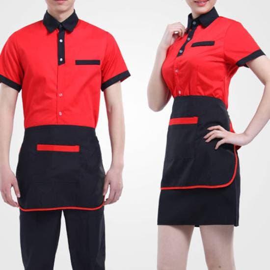 Đồng phục nhà hàng giá rẻ tại quận 5