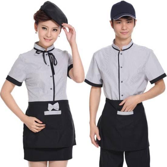 Đồng phục nhà hàng giá rẻ tại quận 7